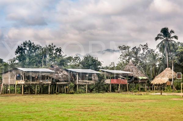 Jungle Village of Wina