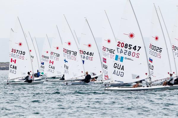 Sailing World Cup Weymouth 2016