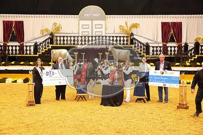 World Dairy Expo Supreme Ceremony 2016