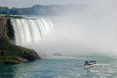 Horseshoe Falls - Niagara Falls.