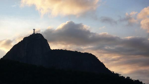 Corcovado - Rio de Janeiro, Brazil (2007). Copyright © 2007 Alex Emes