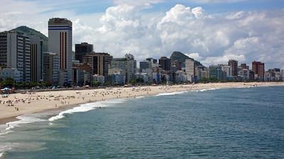 Ipanema Beach - Rio de Janeiro, Brazil (2007). Copyright © 2007 Alex Emes