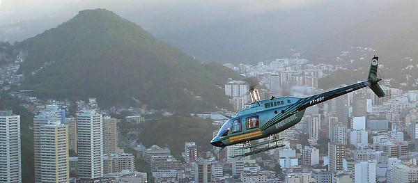 Rio de Janeiro, Brazil (2007). Copyright © 2007 Alex Emes
