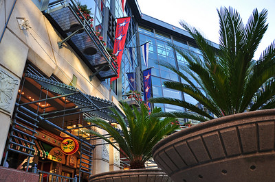 Riverwalk  - San Antonio, Texas. Copyright © 2009 Alex Emes