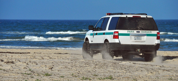 Padre Island, Texas. Copyright © 2009 Alex Emes