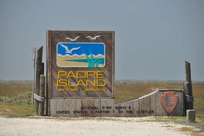 Padre Island, Texas. Copyright © 2009 Alex Emes