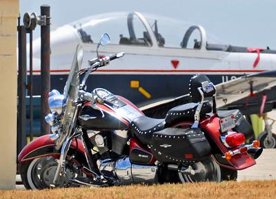 Randolph Airforce Base - San Antonio, Texas. Copyright © 2009 Alex Emes