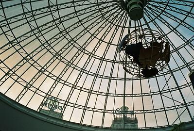 The dome - Kiev, Ukraine. Copyright © Alex Emes