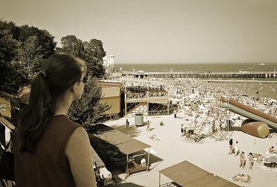 Black Sea - Odessa, Ukraine. Copyright © Alex Emes