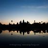 Angkor Wat, shortly before sun rise