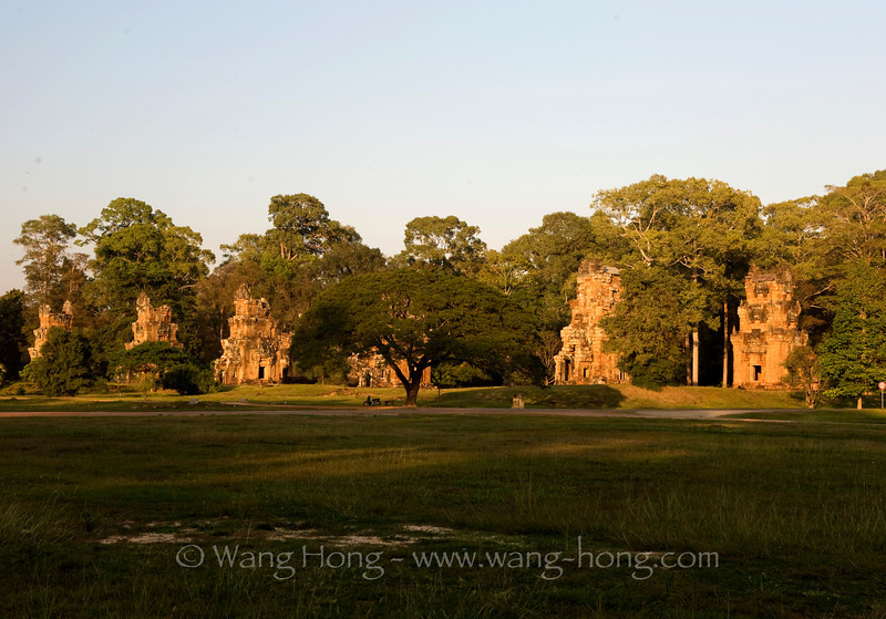 Angkor Thom - South Kleang