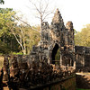 Angkor Thom, south Gopura