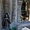 Apsara at Ta Prohm