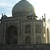 Taj Mahal from side