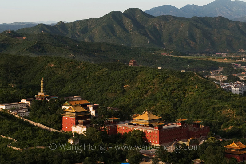 Xu Mi Fu Shou Temple.