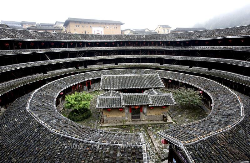 Jiqing Lou, Chuxi Village