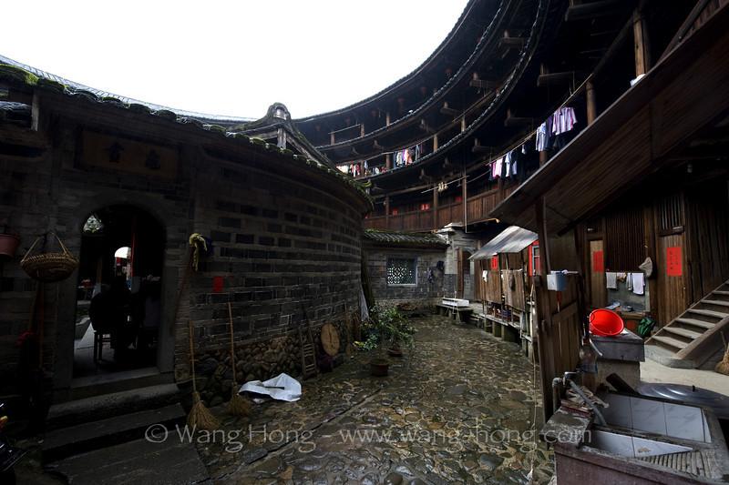 Huaiyuan Lou, Taxia Village