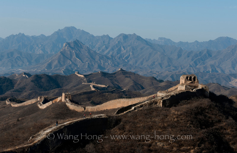 Gubeikou section of the Great Wall 古北口长城