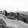 Jinshanling section of the Great Wall in China's Hebei Province on April 2, 2016.