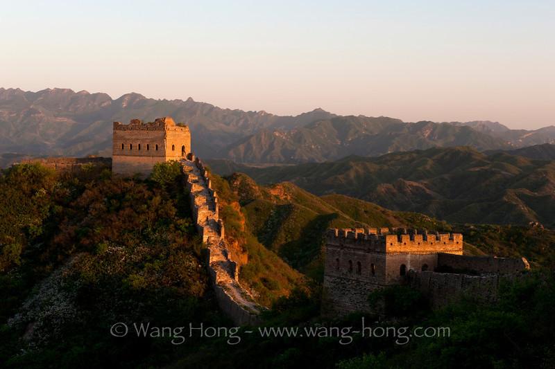 Jinshanling Great Wall, May 2013