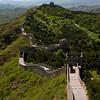 Jinshanling Great Wall in May 2013