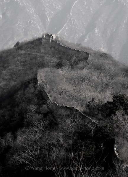 Mutianyu section of the Great wall 慕田峪长城