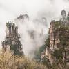 Tianzishan. 天子山