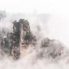 Dian Jiang Tai,Tianzishan 天子山点将台