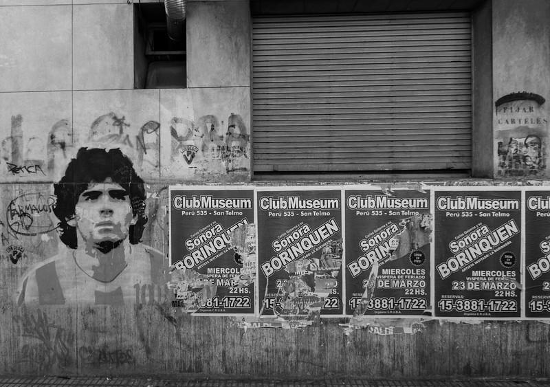 Maradona, Buenos Aires, Argentina