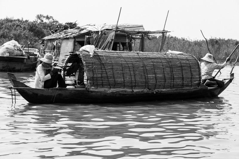 River Life, Cambodia