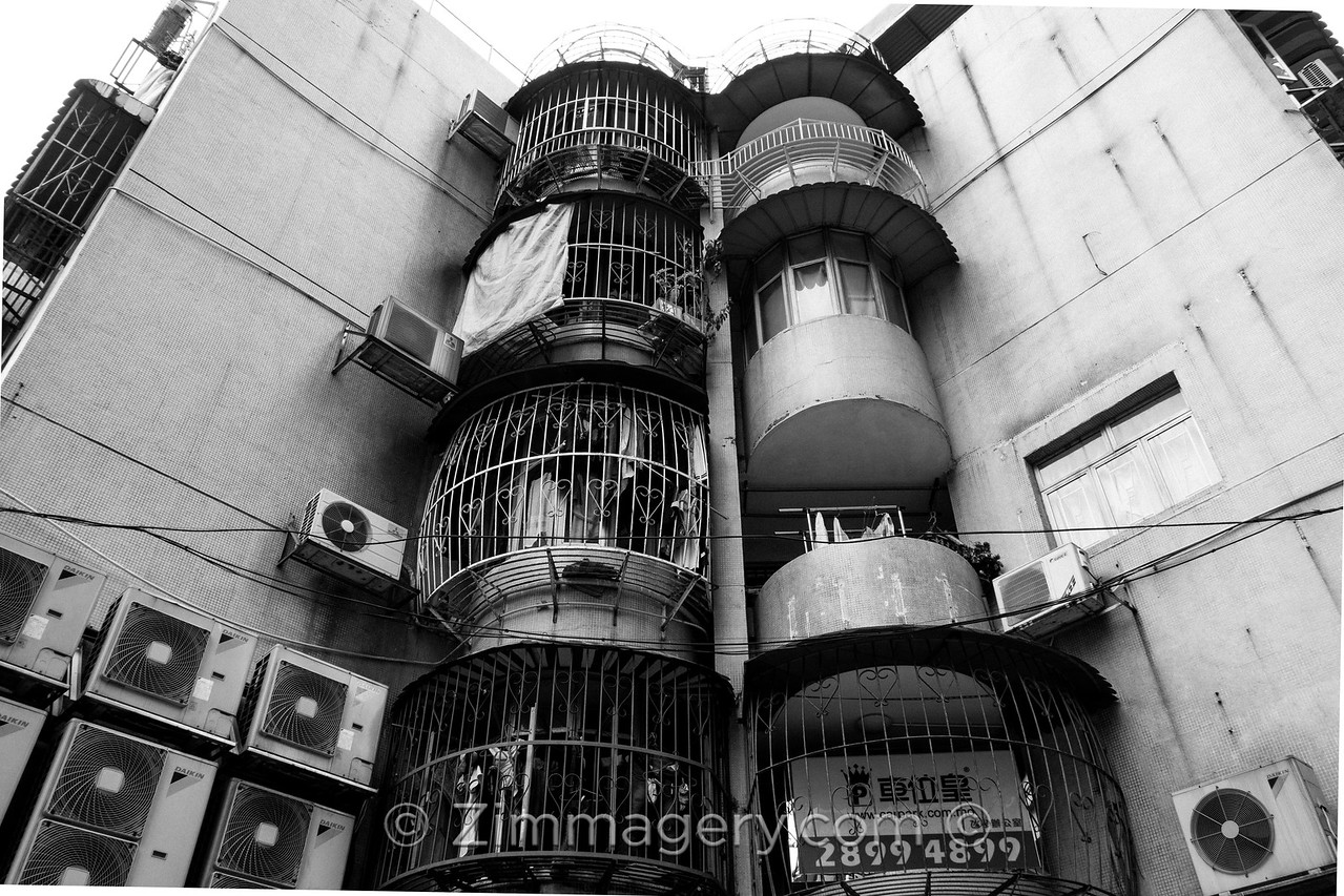 Apartment Building, Macau