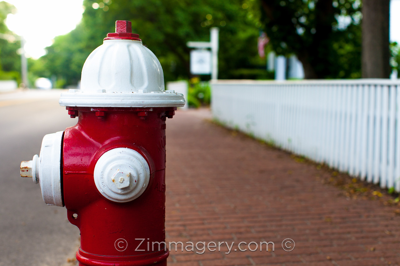 Fire Plug, Martha's Vineyard