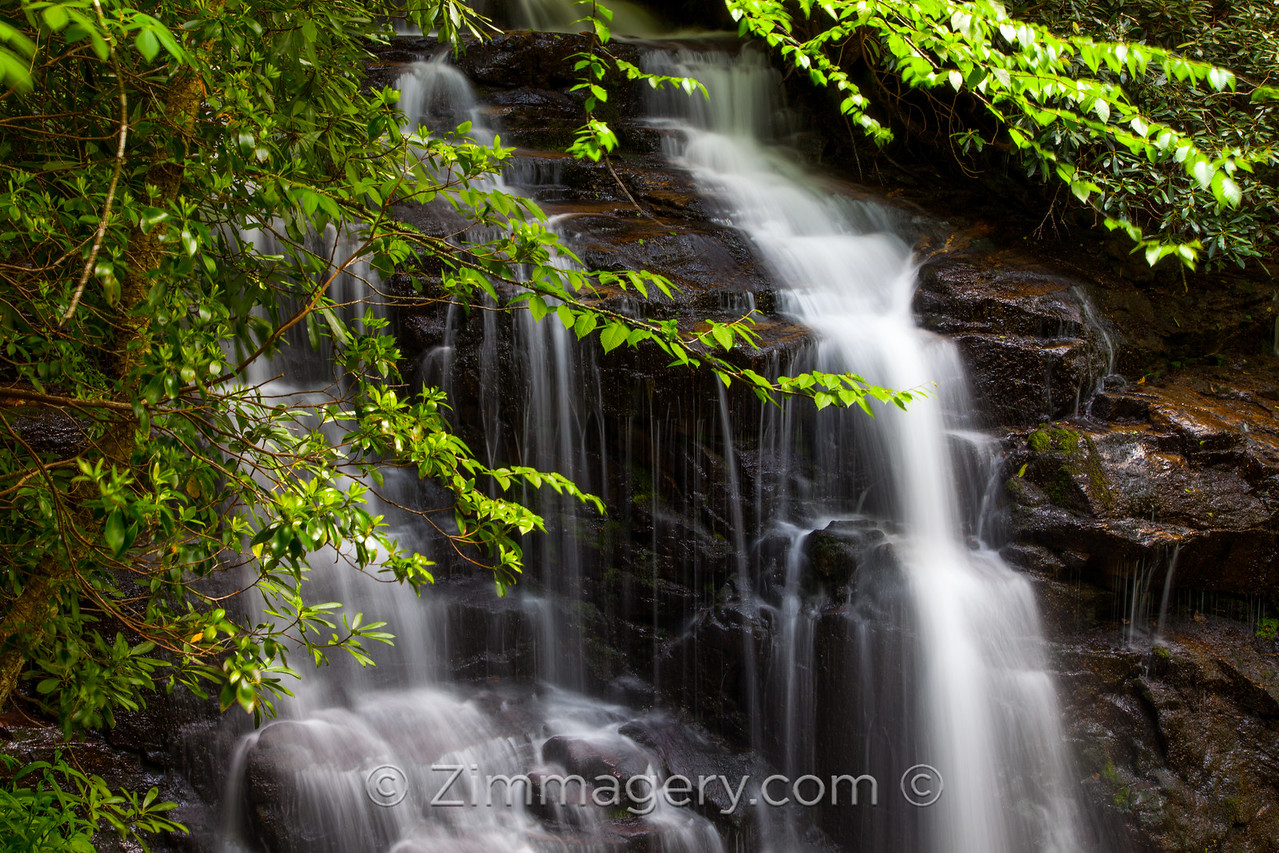 Soco Falls, North Carolina - 2