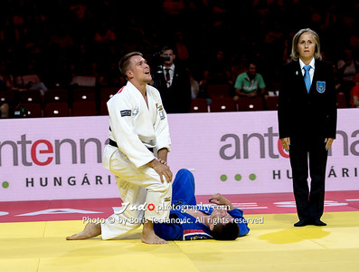 -81kg, 2017 Suzuki World Judo Championships Budapest Day4, Alexander Wieczerzak, CHN, ERIHEMUBATU, Weltmeister 2017_BT_NIKON D4_20170831__D4B4559