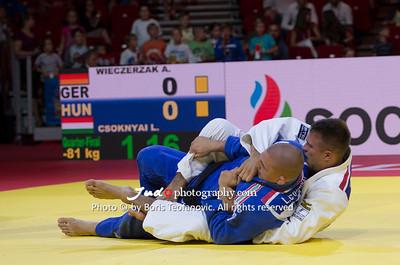 -81kg, 2017 Suzuki World Judo Championships Budapest Day4, Alexander Wieczerzak, CSOKNYAI Laszlo, HUN, Weltmeister 2017_BT_NIKON D4_20170831__D4B4769