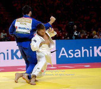 2017 Suzuki World Judo Championships Budapest Day4, Alexander Wieczerzak, KHALMURZAEV Khasan, RUS, Weltmeister 2017_BT_NIKON D4_20170831__D4B5169