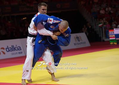 2017 Suzuki World Judo Championships Budapest Day4, Alexander Wieczerzak, CSOKNYAI Laszlo, HUN, Weltmeister 2017_BT_NIKON D4_20170831__D4B4718