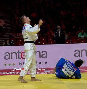 -81kg, 2017 Suzuki World Judo Championships Budapest Day4, Alexander Wieczerzak, CHN, ERIHEMUBATU, Weltmeister 2017_BT_NIKON D4_20170831__D4B4562