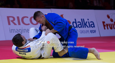 -81kg, 2017 Suzuki World Judo Championships Budapest Day4, Alexander Wieczerzak, KHUBETSOV Alan, RUS, Weltmeister 2017_BT_NIKON D4_20170831__D4B4233