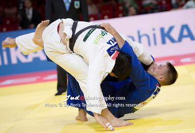 2017 Suzuki World Judo Championships Budapest Day4, Alexander Wieczerzak, KHUBETSOV Alan, RUS, Weltmeister 2017_BT_NIKON D4_20170831__D4B4212