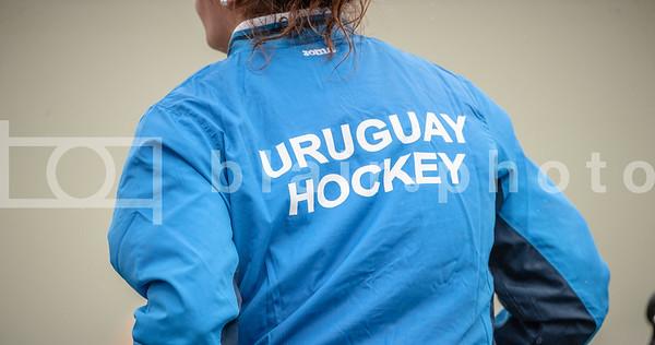 Chile vs Uruguay - Semi Final