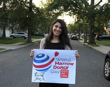 World Marrow Donor Day