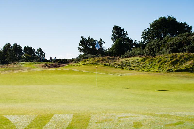 6th Green Glasgow Gailes Golf Club