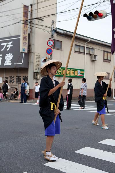 Hachinohe Sansya Taisai festival 2 august 2009