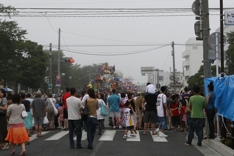 Misawa Festival 20 Aug.2006