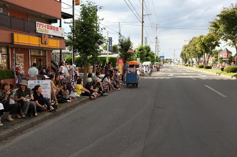 Misawa festival 23.Aug 2009