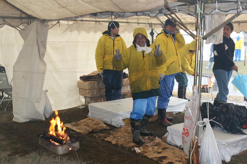 Oirase Salmon festival 11.Nov.2007