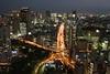 Tokyo Roads, Taken from Tokyo Tower, Japan