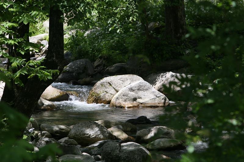 The River <br /> Taken near Ryusendo Caves, Japan