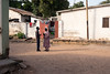 BAKAU 2014-01-10<br /> A street chat between men<br /> Photo Maria Langen / Sverredal & Langen AB